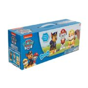 Paw Patrol Pack of 3 Chase, Marshall & Rubble Paint Your Own Figures